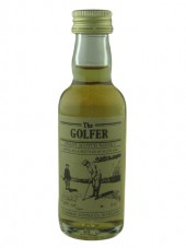 The Golfer Blended Scotch Whisky Miniature